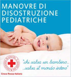 Lezione informativa di manovre di disostruzione pediatrica a Carpi @ CRI Carpi  | Carpi | Emilia-Romagna | Italia
