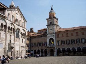 All'Orto Botanico di Modena con la Società del Sandrone @ Società del Sandrone | Modena | Emilia-Romagna | Italia