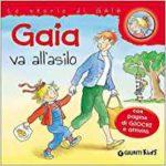 libro che parla di bambini che iniziano l'asilo