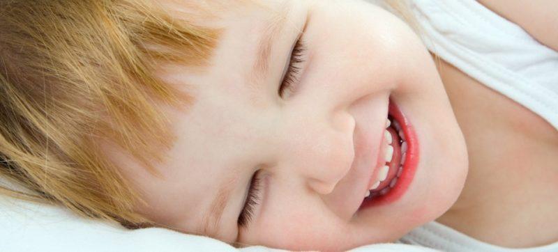 bambina-che sorride