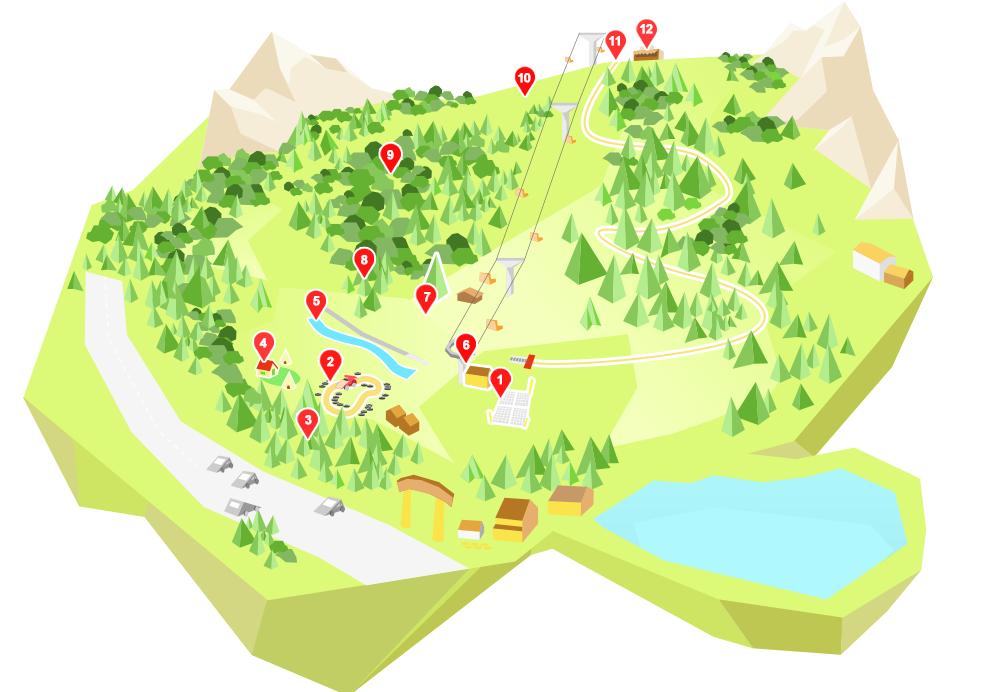 adventure-park-cimone-mappa