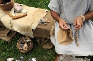 Lavorazione della pelle alla Terramara di Montale @ terramara | Montale | Emilia-Romagna | Italia