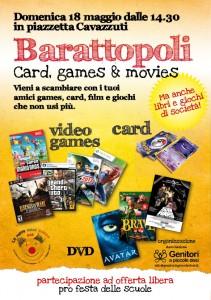 volantino barattopoli card2014