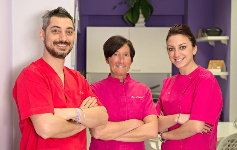 centro-dentale-sassolese-lo-staff