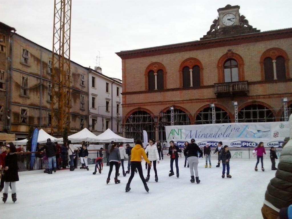 mirandola on ice