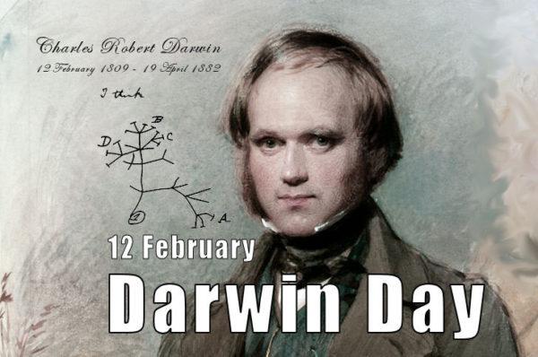 Charles Darwin giornata modena