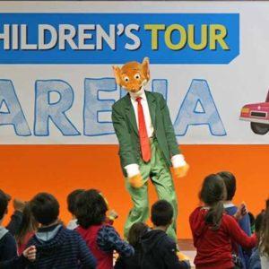 Children's Tour a Modena Fiere! @ modena fiere   Modena   Emilia-Romagna   Italia