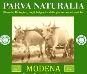 Parva Naturalia fiera del biologico e delle piante rare e antiche @ Modena | Emilia-Romagna | Italia