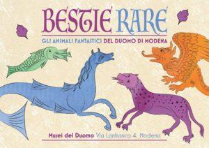 Ai musei del duomo i bestiari medievali! @ musei del duomo | Modena | Emilia-Romagna | Italia