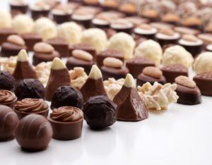 Cioccolato in piazza a Carpi