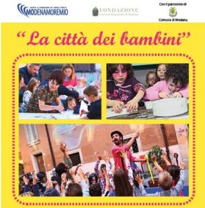 La città dei bambini a Modena @ centro storico | Modena | Emilia-Romagna | Italia