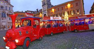 Trenino di Natale a Modena @ capolinea | Modena | Emilia-Romagna | Italia