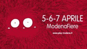 Play Festival del gioco a ModenaFiere @ Modenafiere | Modena | Emilia-Romagna | Italia