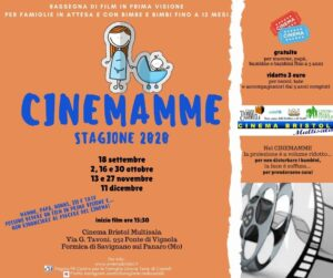 Il Cinemamme a Vignola @ cinema Bristol