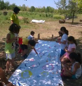 Attività per i bambini alla Fattoria Centofiori @ Fattoria Centofiori