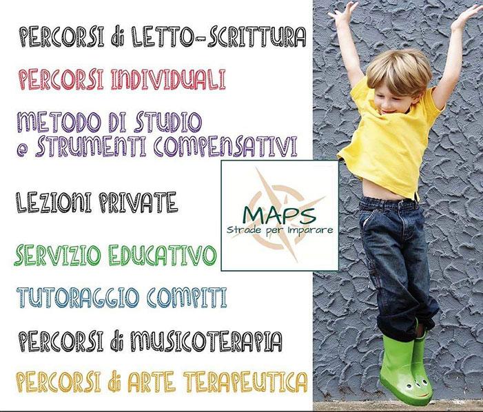 Maps Centro educativo per l'eta evolutiva e l'apprendimento