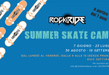Summer skate camp - Rock and Ride-2021
