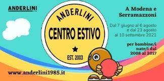 A Modena e Serramazzoni Dal 7 giugno al 6 agosto e dal 23 agosto al 10 settembre 2021