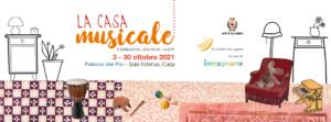 Visite guidate alla Casa Musicale @ Palazzo dei Pio