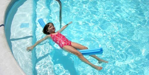 bimba piscina ridotta