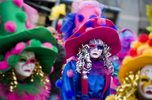 Albareto in festa per il Carnevale @ parrocchia